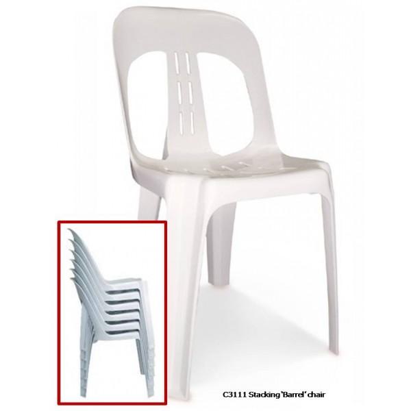 Wedding chair barrel